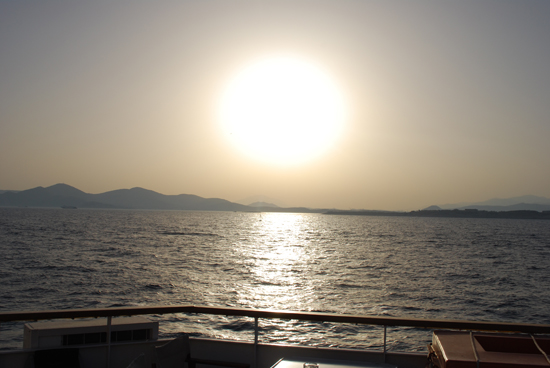 sunset-athens-cruise