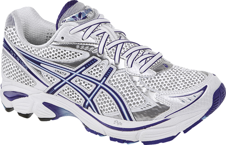Womens ASICS GT 2160 Wide GT 2160 Wide White ElectricBlue Lightning WT155N 0160
