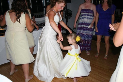 Dancing with abi
