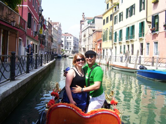 amber and eric venice edit